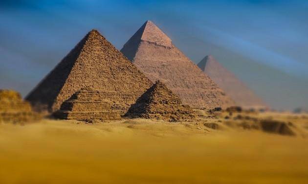 A németek ranglistájának élén: Egyiptom és Görögország