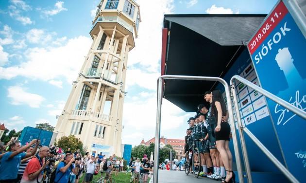 Elstartolt a Tour de Hongrie