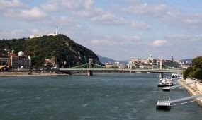 Passautól Budapestig, a Dunán