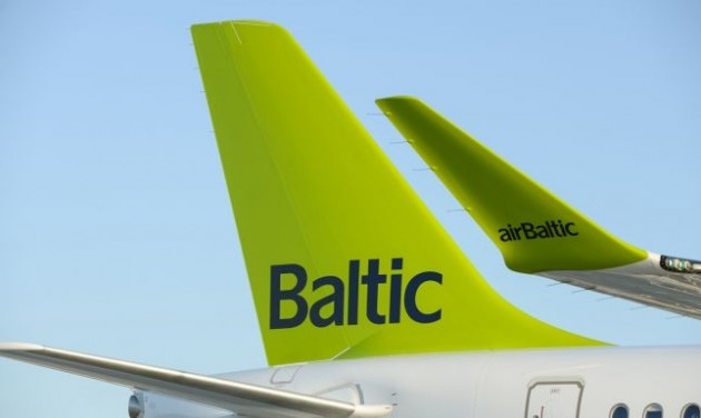 Újra megdöntötte saját rekordját az airBaltic