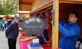 Ráadással zárja a szezont a Bükfürdői Termelői Piac