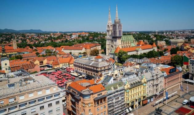Horvátországban újabb szigorítás, Zágrábban tömeges tesztelés jön