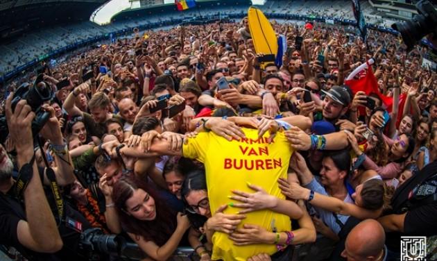 355 ezer ember vett részt a kolozsvári Untold fesztiválon