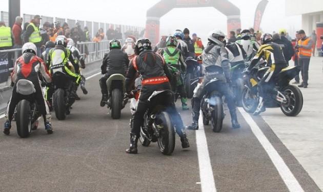 Több ezer látogatót vonzott a Transilvania Motor Ring