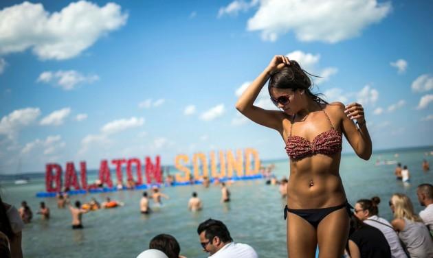 154 ezres látogatószámmal zárt az idei Balaton Sound
