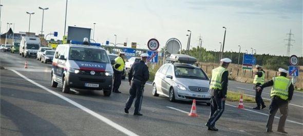 Menekültügy: Megkezdődött az osztrák határellenőrzés