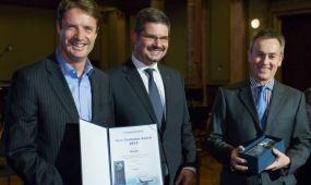 A Wizz Air elnyerte a HungaroControl legjobb ügyfélnek járó díját