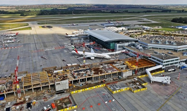 Rekordok a Budapest Airporton