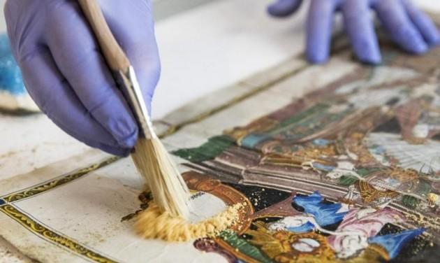 Csomagolnak a Néprajzi Múzeumban – videó