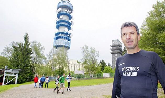 Turizmus.com rádió: Németh Csaba - 3,5 milliárd erdei fejlesztésekre