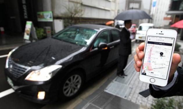 Uber-szabályozás Spanyolországban