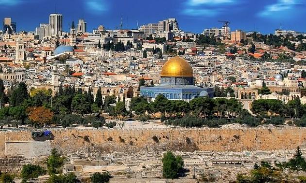 Jeruzsálem óvárosában drótkötélpályás felvonó épülhet