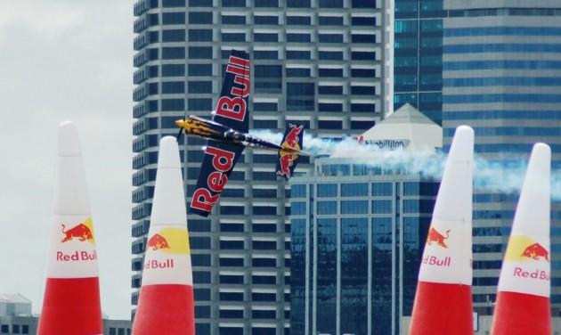 Hévíz is szívesen fogadná a Red Bull Air Race-t