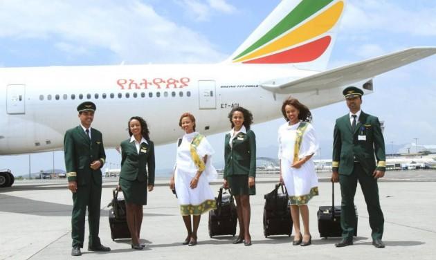 Ethiopian Airlines: 100. gép a flottában