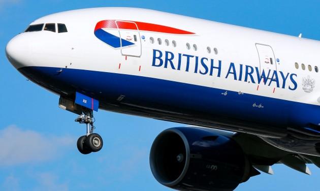 Törlések és késések várhatók a British Airways járatain