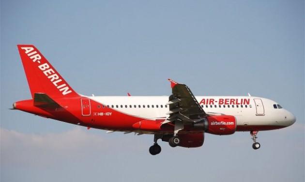 Ég veled, Air Berlin!