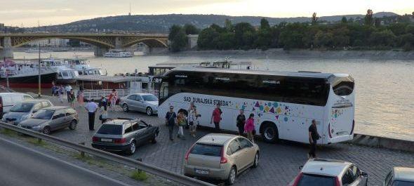 Budapesti városnézés buszos szemmel
