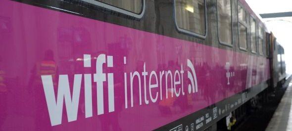 Tízmillió felett a wifi csatlakozások száma a vonatokon