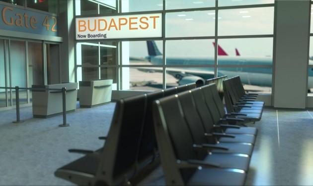 Csoportos leépítés a Budapest Airportnál