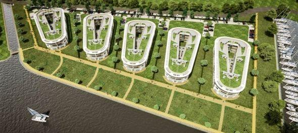 Luxus ingatlanokkal gazdagodik a keszthelyi öböl