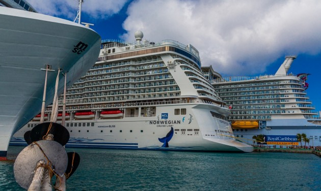 Csődközelben a Norwegian Cruise Line