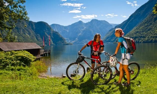 Kerékpáros felfedezőtúrák Ausztriában