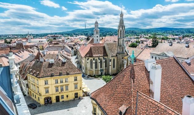 Múzeumnegyed létesül Sopronban