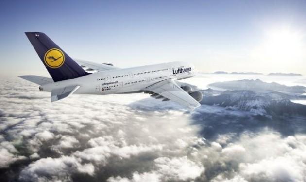 Kiváló eredmények, ötcsillagos tervek a Lufthansánál