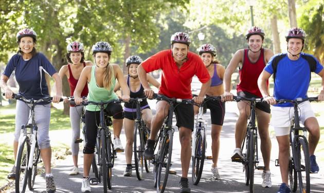 Jövőre halasztják a Kerékpárral 7 határon át programsorozatot