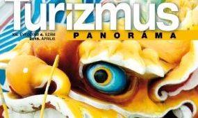 Olvasta már az áprilisi Turizmus Panorámát?