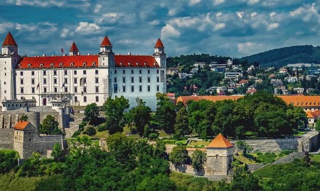 Pozsonyi újdonságok Budapesten