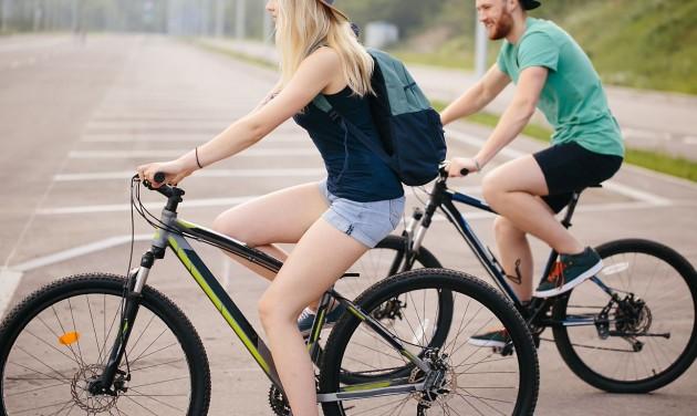 Fejlesztik a kerékpározás feltételeit Nyíregyházán
