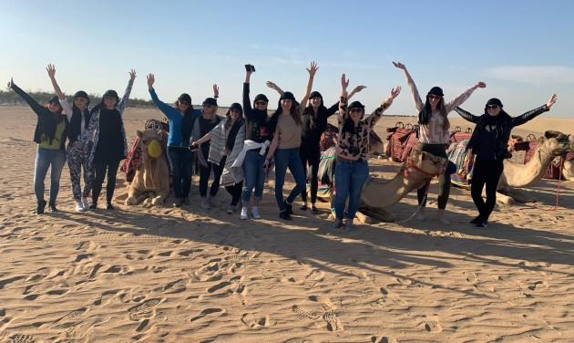 Dubaj-szakértők a középpontban 2. – Burdzs Kalifa & sivatag