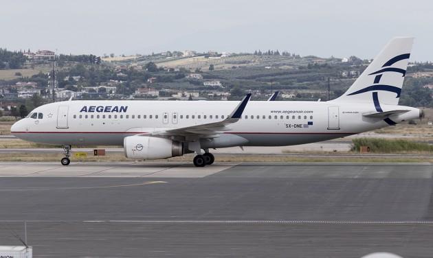 Felfüggeszti teheráni járatait az Aegean Airlines