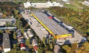 Újabb logisztikai központot épít a DHL Express számára a Budapest Airport