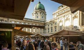 Negyedszázados a Budapest Borfesztivál