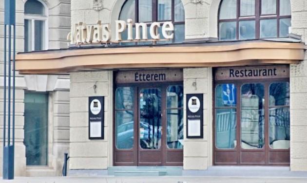 Bezárt a Mátyás Pince