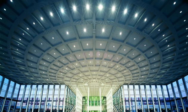 Szükségkórház lesz a Messe Berlin egyik pavilonjából