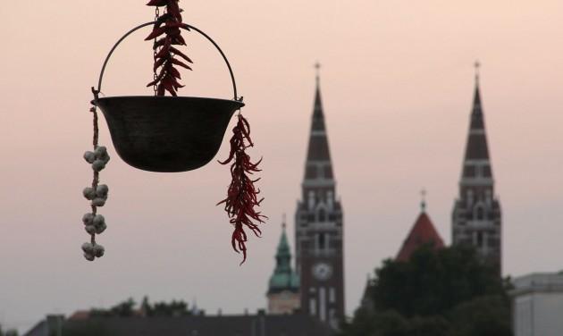 Ízes Magyarország: Nemzetközi Tiszai Halfesztivál