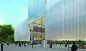 Oroszország legnagyobb kortárs művészeti múzeuma nyílt meg