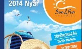 Emelte vagyoni biztosítékát a Sun & Fun Holidays