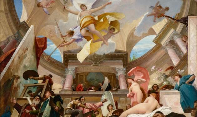 A Szépművészeti és a Nemzeti Galéria Bonnban