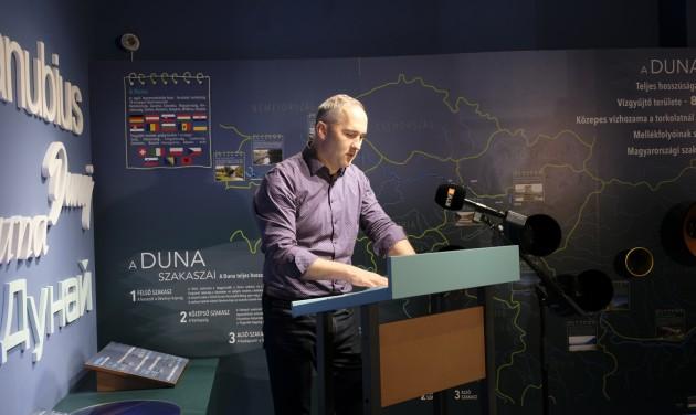 Dunamente Ökocentrum – Lábatlan a turizmusban veti meg a lábát