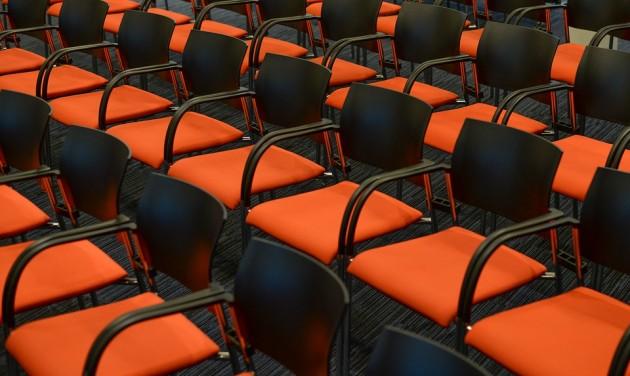 Konferencia és képzés <br>a Corvinuson