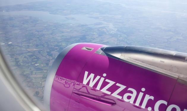 Tizenhat útvonal újratöltve a Wizz Airnél