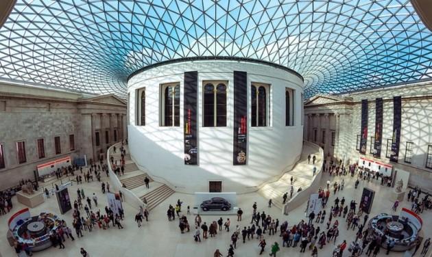 Elefántcsonttárgyakkal bővült a British Múzeum gyűjteménye