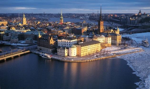 A kínai turisták elárasztják Svédországot