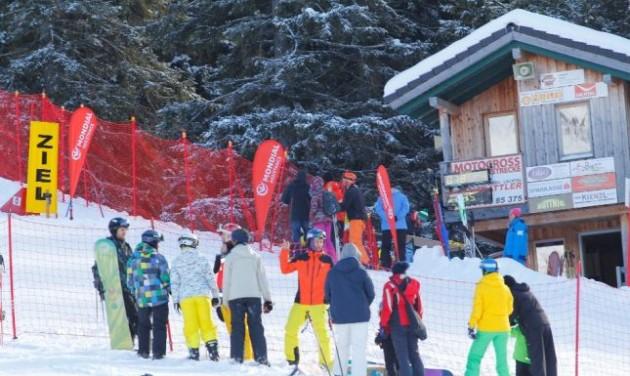 Újabb rekord a Mondial Assistance Turizmus Síkupán