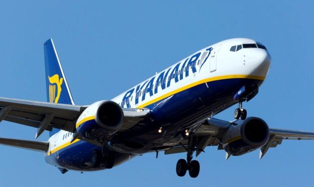 Ryanair: heti hét járat három görög szigetre Budapestről