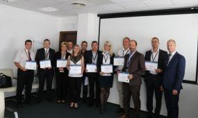 Nemzetközi biztonsági képzést tartottak a budapesti repülőtéren